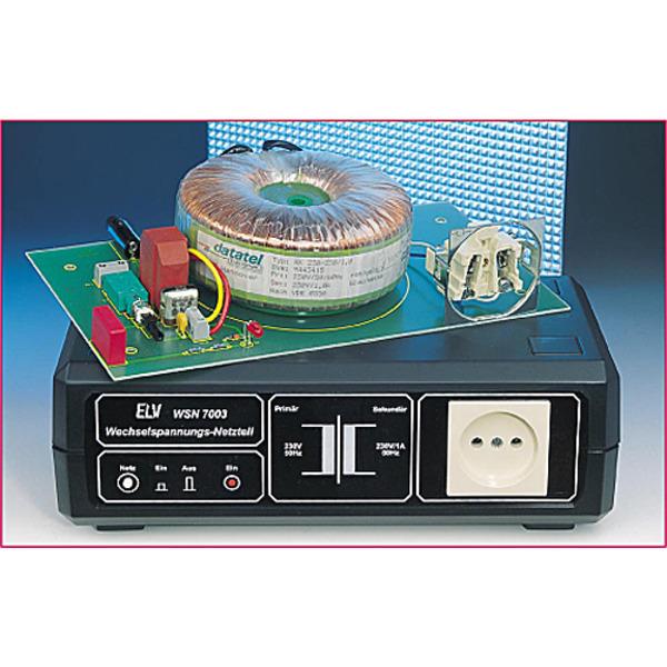 230V/230VA-Wechsel-spannungs-Netzteil WSN 7003