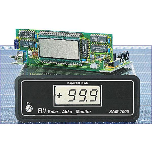 Solar-Akku-Monitor