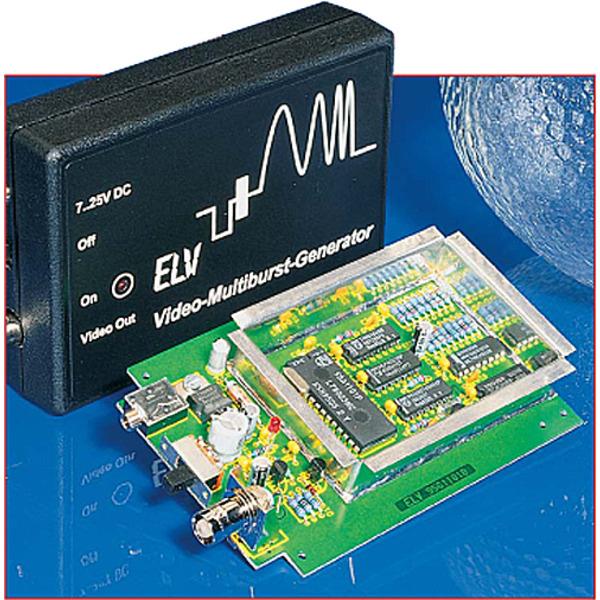 Video-Multiburst-Generator