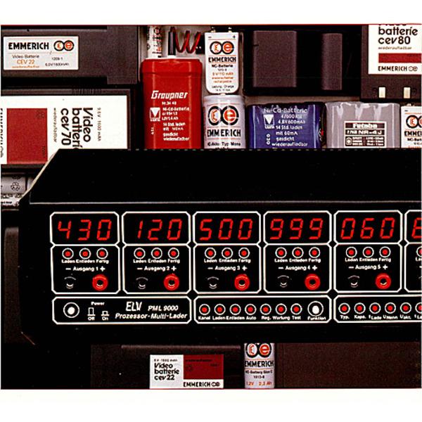 Prozessor-Multi-Lader PML 9000 Teil 1/3