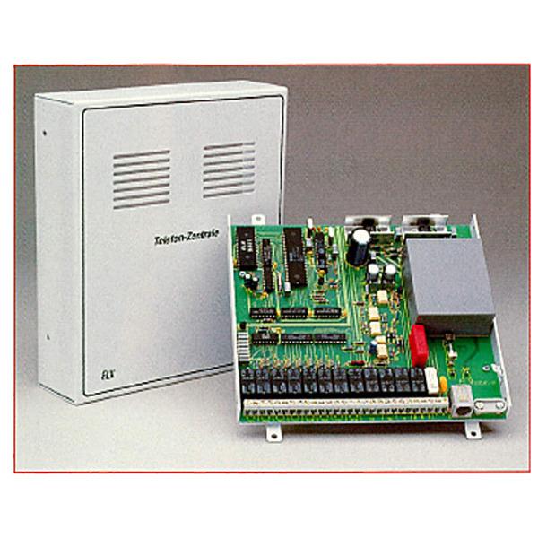 Prozessor-Telefon-Zentrale PTZ 108 Teil 1/4