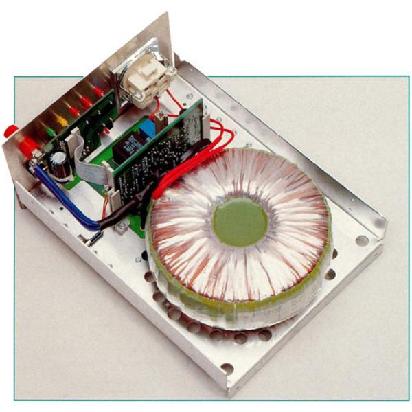 500 VA-Wechselrichter 12 V =/230 V Teil 2/2
