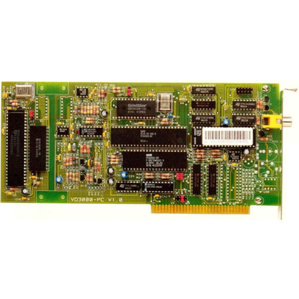 CHANNEL-VIDEODAT-Decoder PC-Einsteckkarte VD 3000 Teil 2/2