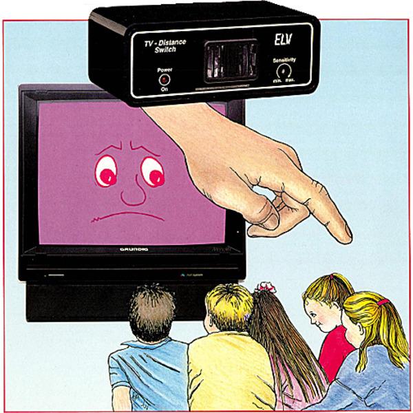 TV-Distance-Switch