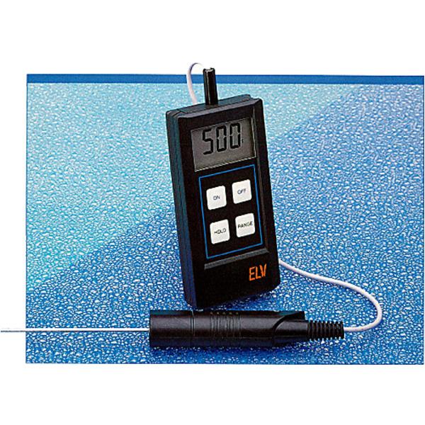 Präzisions-Digital-Thermometer -100° C bis +500° C