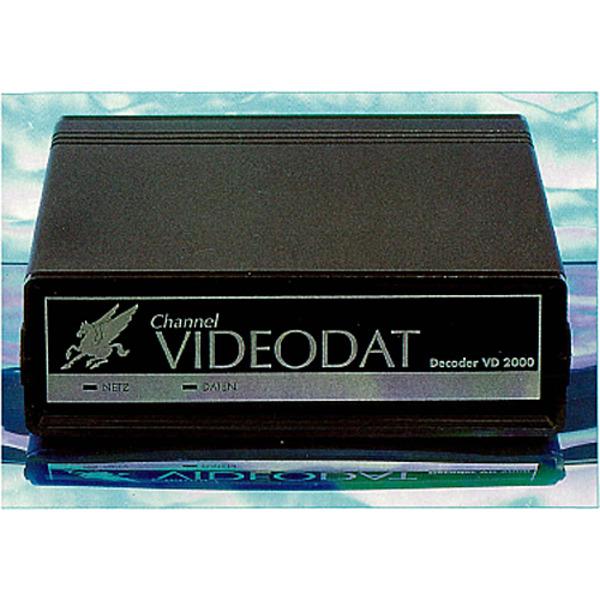 CHANNEL-VIDEODAT-Decoder VD 2000 Teil 2/2