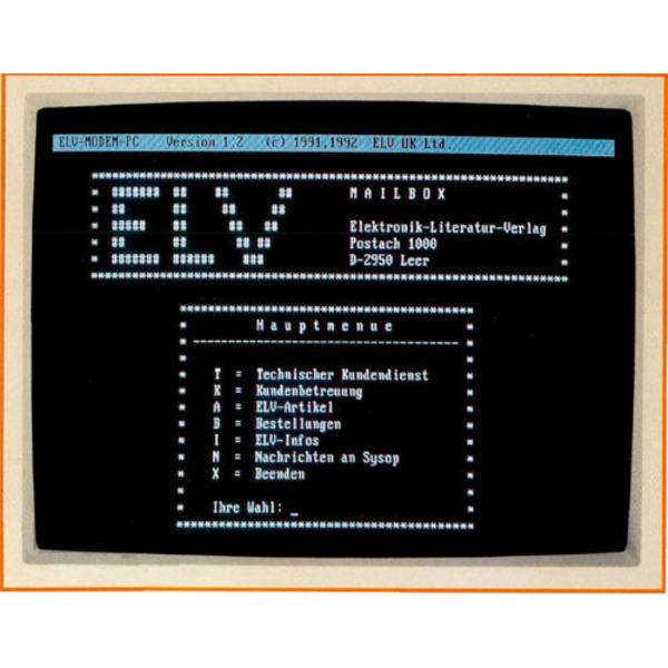 ELV-Mailbox