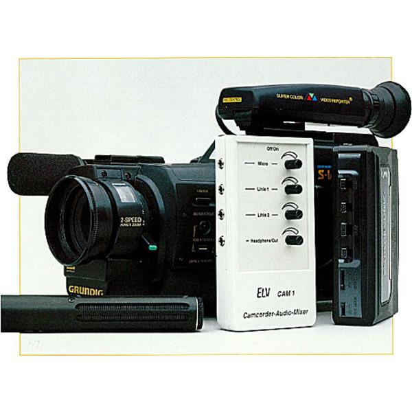 Camcorder-Audio-Mixer CAM 1