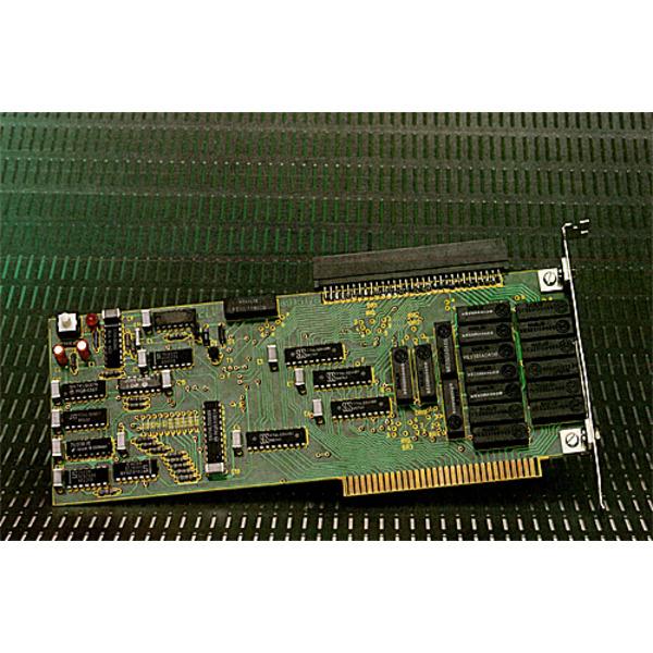 IBM-PC-Einsteck-Servicekarte Teil 2/2