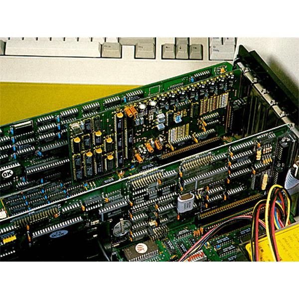ADA 16 - 8-16 Bit-A/D-D/A-Wandlerkarte für PCs Teil 1/2