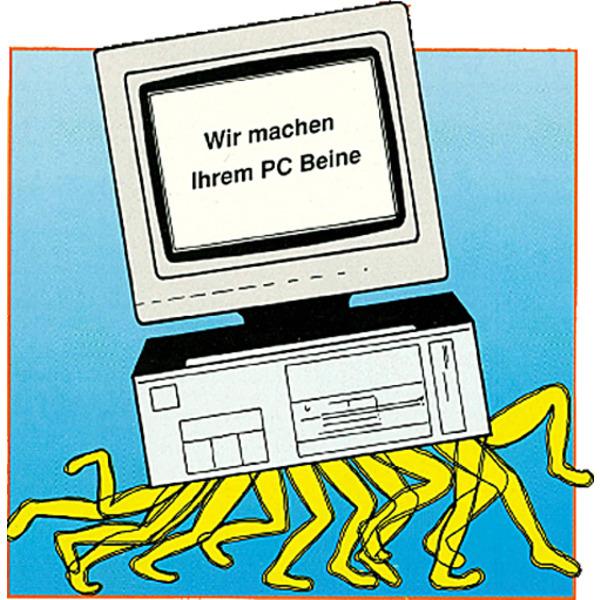 Speed-up-Software für PCs