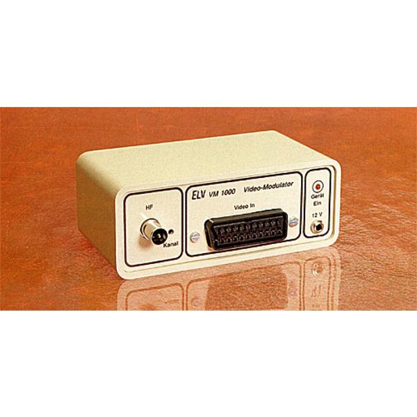 HF-Video-Modulator VM 1000