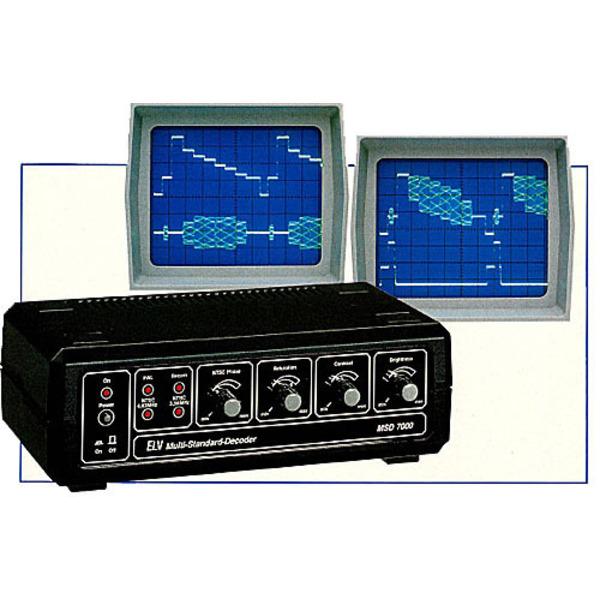 Multi-Norm-Decoder MSD 7000 Teil 1/2