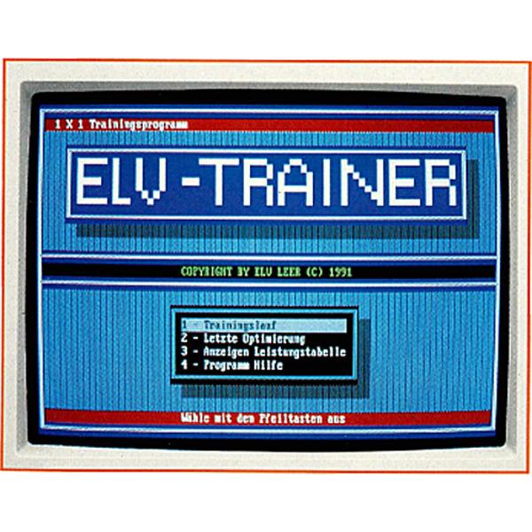 Einmaleins-Trainingsprogramm