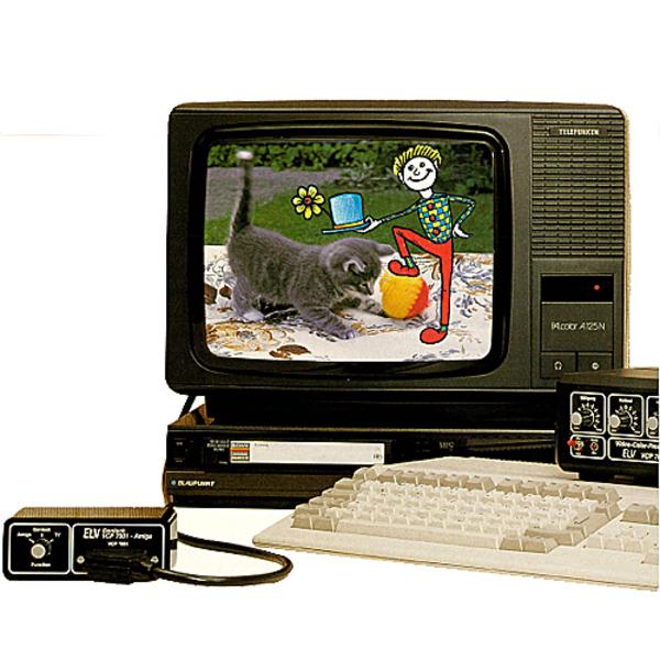 Amiga-Genlock für VCP 7001