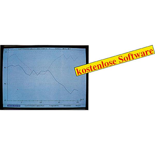 Software zur Wetterstation WS 7000