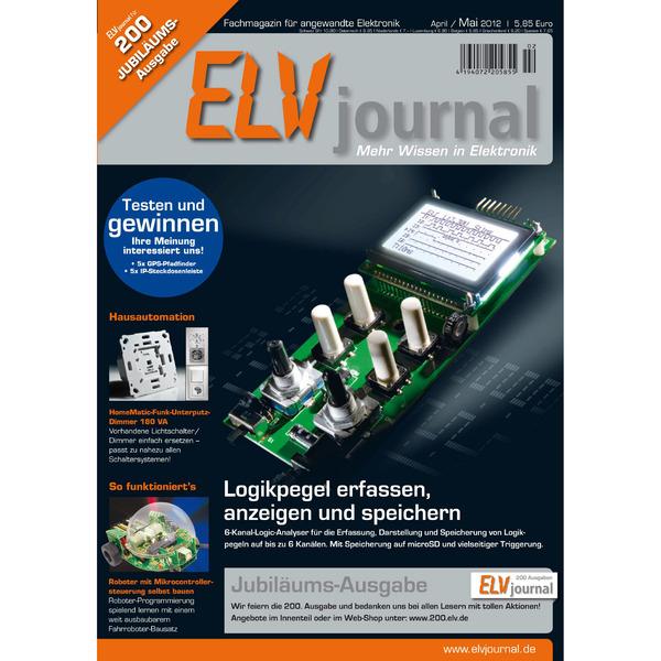 ELVjournal Ausgabe 2/2012 Digital (PDF)
