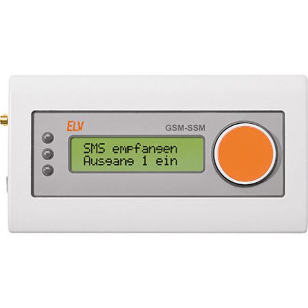 Melden und Schalten per SMS – GSM-Status- und -Schaltmodul GSM-SSM Teil 1/2
