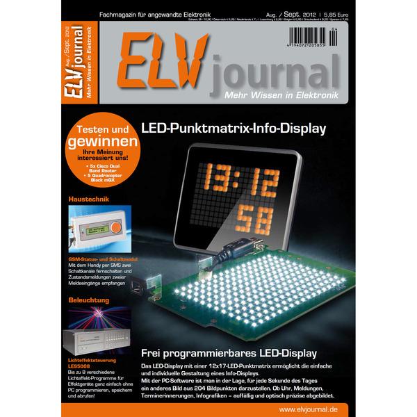ELVjournal Ausgabe 4/2012 Digital (PDF)