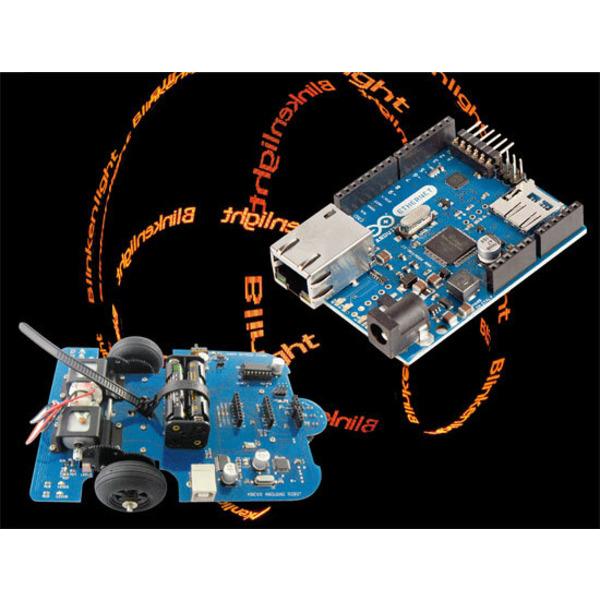 Neues vom Arduino – Shields, Boards, Roboter ...