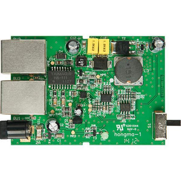 Der Ethernet-Injector PoE-I – Power-over-Ethernet-Einspeisung