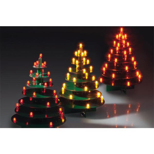 Lichtdeko für die Weihnachtszeit – LED-Weihnachtsbaum LED-WB1