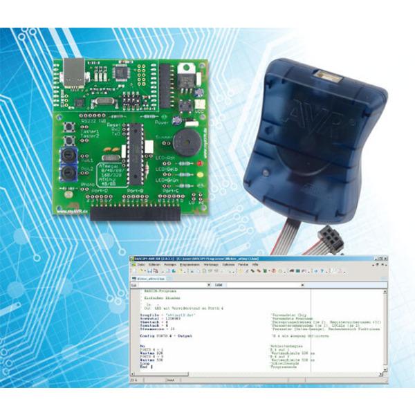 Mikrocontroller-Einstieg mit BASCOM-AVR Teil 1