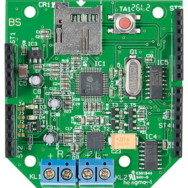 AudioShield ASA1 for Arduino