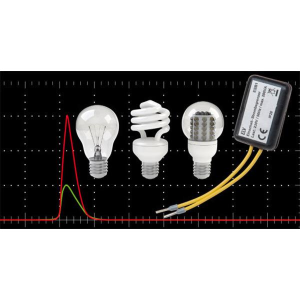 Lebensversicherung für Aktoren – Einschalt-Strombegrenzer ESB1