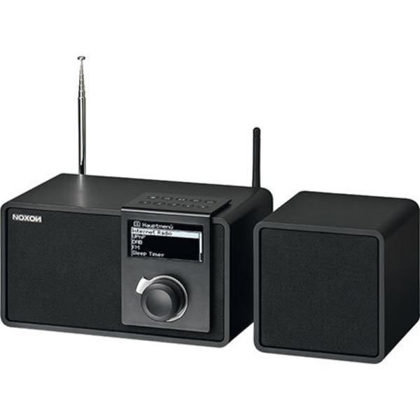 Leser testen das NOXON Digitales DAB+-/ DAB-/UKW- und Internetradio iRadio 460+