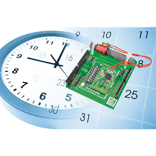 Real-Time-Clock RTC-DCF mit DCF77-Empfang