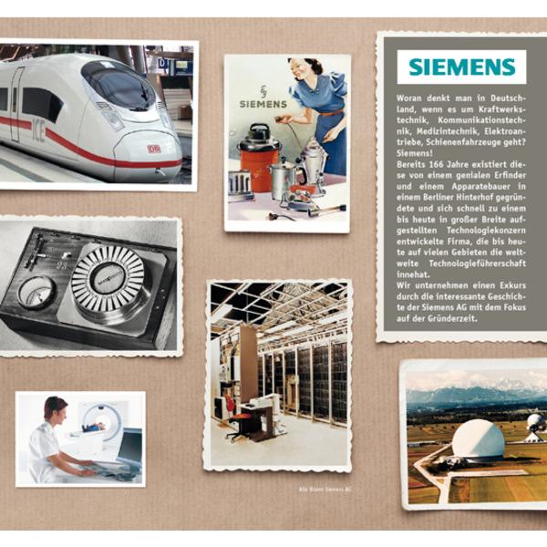 Deutsche Industriegeschichte: Vom Technikpionier zum Weltkonzern – Siemens -- Teil 2