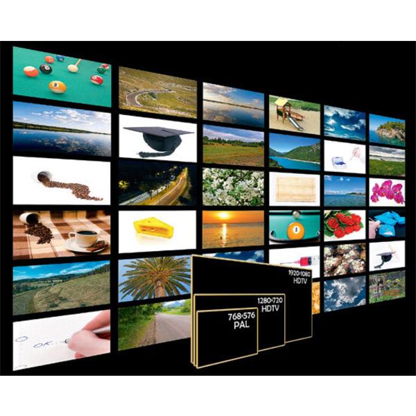 Von HDTV zu UHDTV - Die Auflösung der Fernsehbilder geht weiter