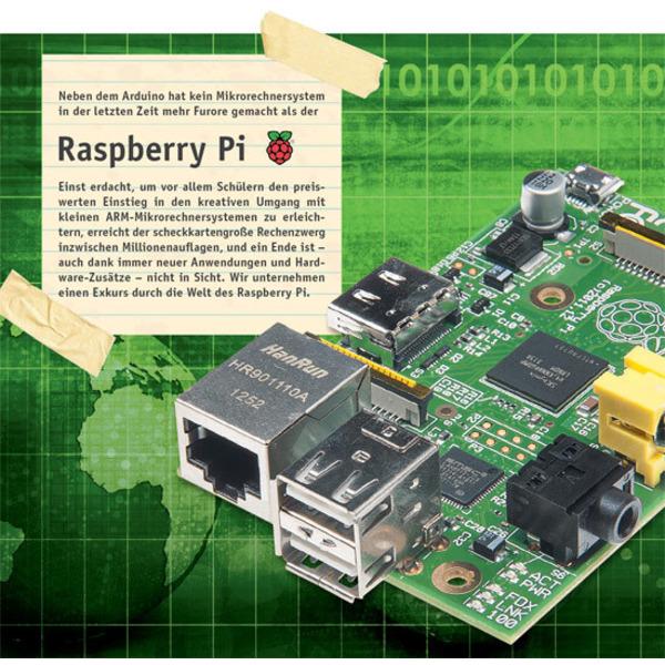 Raspberry Pi – Mikrorechner für die Massen