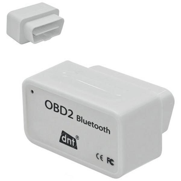 Leser testen das Bluetooth-OBD-2-Diagnosegerät