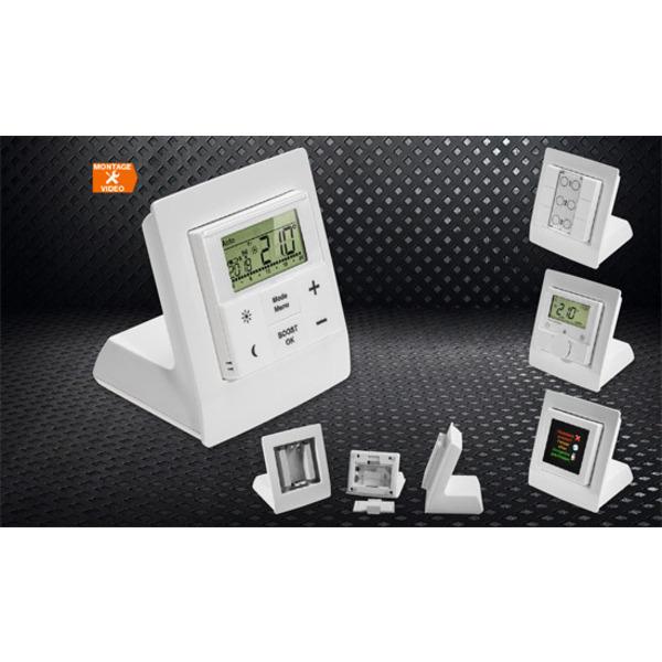 Aufsteller HMIP-DS55 für 55-mm-Geräte - Homematic® und FS20 flexibel steuern
