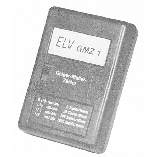 Geiger-Müller-Zähler GMZ 1