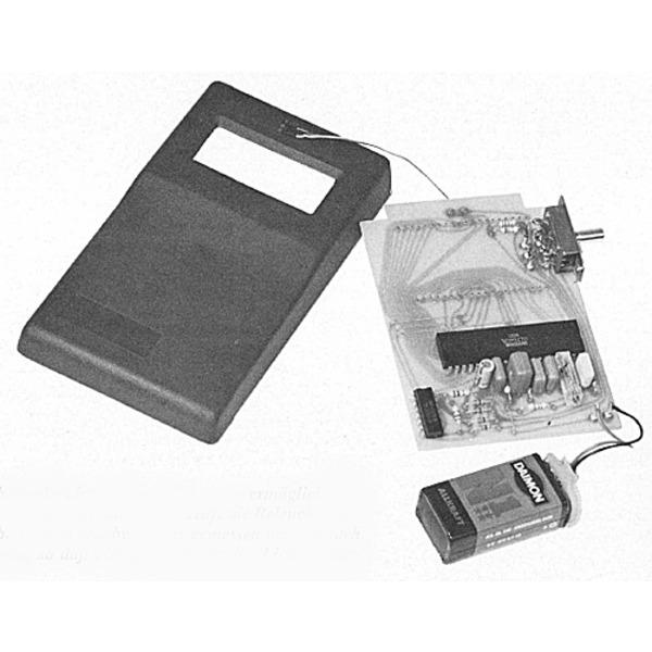 ELV Luxmesser (Digitaler Beleuchtungsstärkemesser)