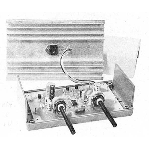 Spannungs-/Stromkonstanter Ladegerät für Modellakkus