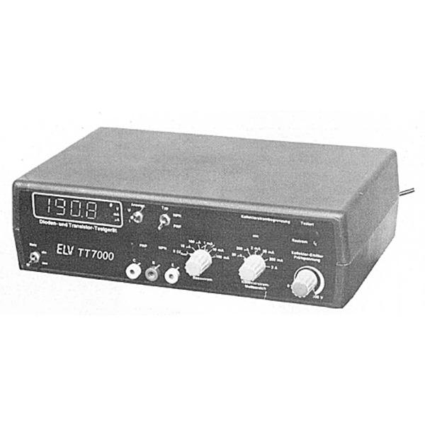 TT 7000 Dioden- und Transistortestgerät