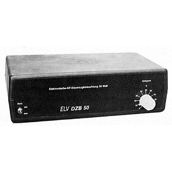 ELV-Serie Modelleisenbahn-Elektronik Teil 3/5: Elektronische Dauer-Zugbeleuchtung DZB 50