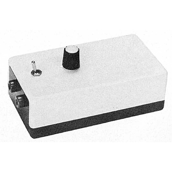 ELV-Serie Modell-Eisenbahn-Elektronik: Einfaches Elektronik-Fahrpult (Teil 4/4)