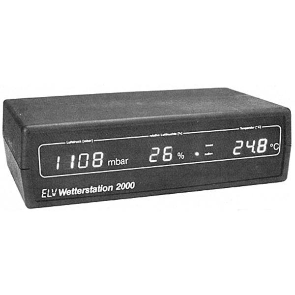 ELV-Wetterstation 2000