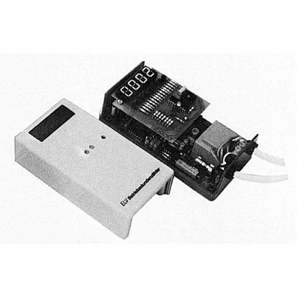 Elektronischer Betriebsstundenzähler mit Start/Stop-Automatik