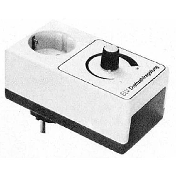 Lastunabhangige Drehzahlregelung für Bohrmaschinen
