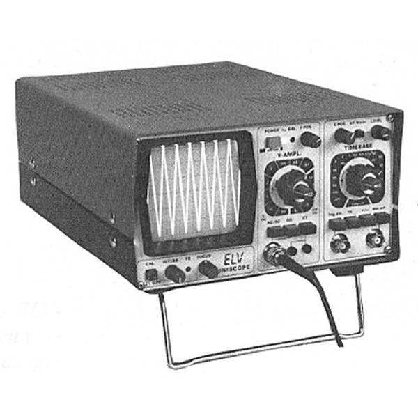 ELV-UNISCOPE 10 MHz-Oszilloskop von ELV-HAMEG Teil 5/6