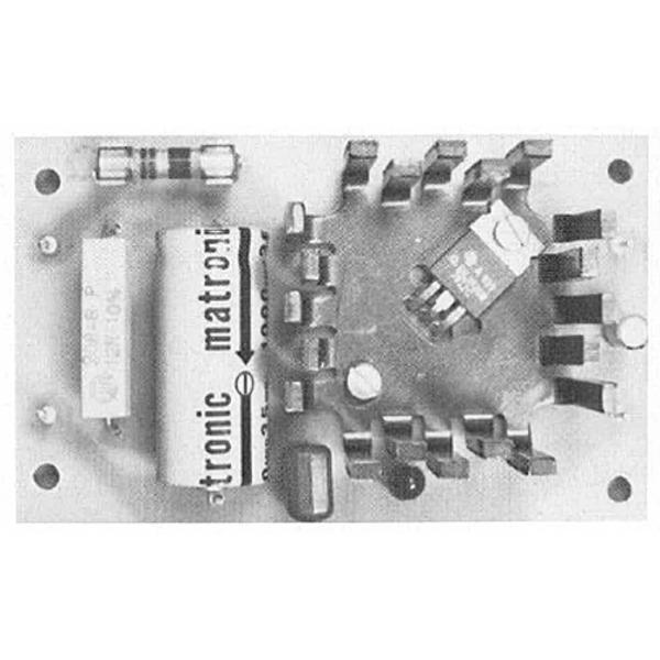 Einfacher Spannungswandler 24 V-12 V/0,5 A