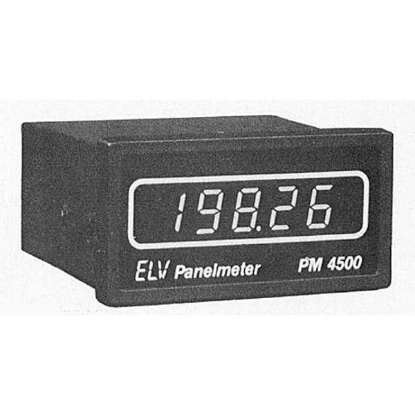 4 1/2stelliges LED-Panelmeter