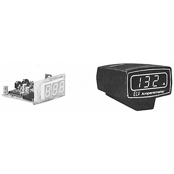 Kfz-Digital-Amperemeter
