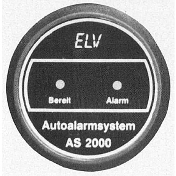 ELV Autoalarmsystem AS 2000